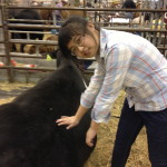 Exchange Student at Rodeo